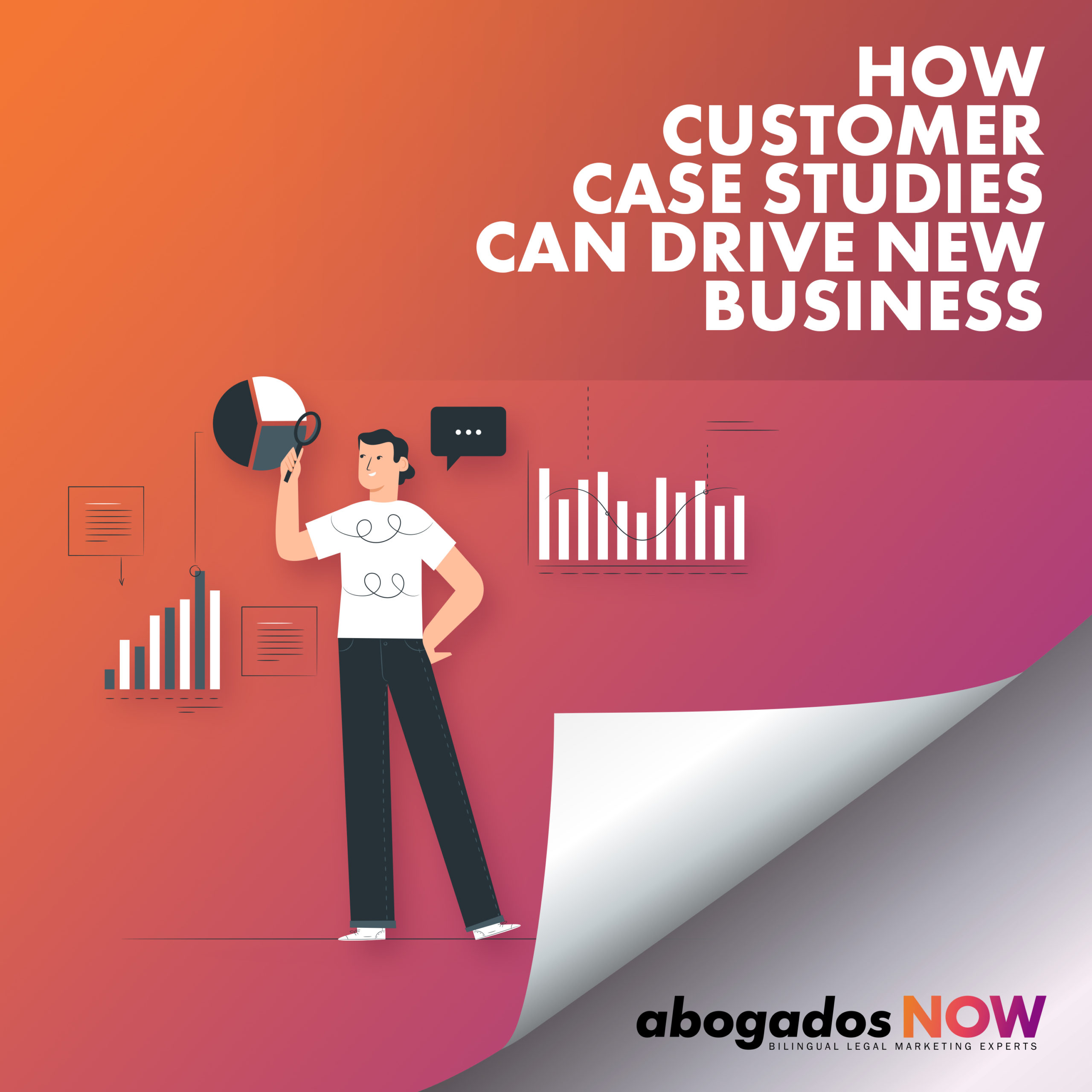 How Customer Case Studies Can Be Used to Drive New Business